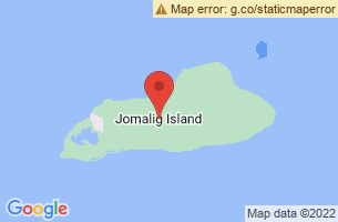 Map of Jomalig, Jomalig Quezon