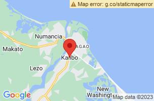 Map of Ati-Atihan Festival, Kalibo Aklan
