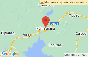 Map of Kumalarang, Kumalarang Zamboanga del Sur