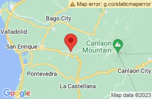 Map of La Carlota City, La Carlota City Negros Occidental