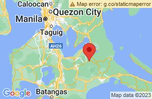 Map of Laguna,