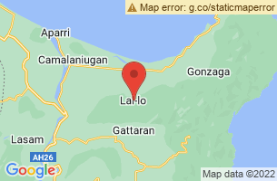 Map of Lal-lo, Lal-lo Cagayan