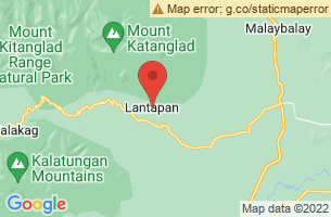 Map of Manobo, Lantapan Bukidnon