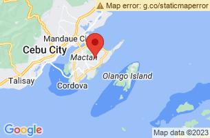 Map of Lapu-Lapu City, Lapu-Lapu City Cebu