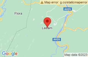 Map of Lasam, Lasam Cagayan