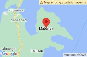 Map of Mabuhay, Mabuhay Zamboanga Sibugay