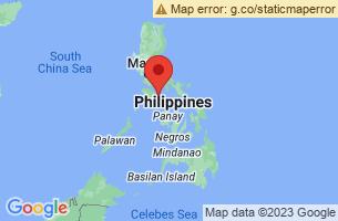 Map of Madrid, Madrid Surigao del Sur
