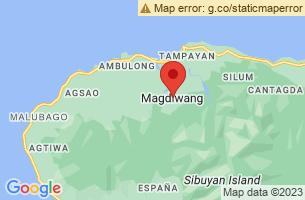 Map of Magdiwang, Magdiwang Romblon