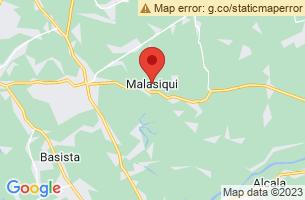 Map of Malasiqui, Malasiqui Pangasinan