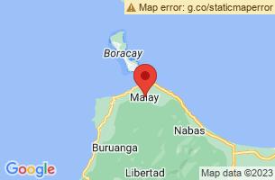 Map of Malay, Malay Aklan
