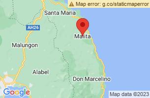 Map of Tagakaolo, Malita Davao del Sur