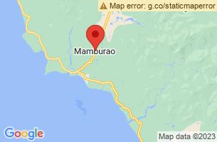 Map of Sablayan Zipline Parola Park, Mamburao Occidental Mindoro
