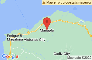 Map of Manapla, Manapla Negros Occidental