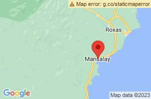 Map of Mansalay, Mansalay Oriental Mindoro