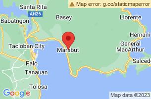 Map of Marabut, Marabut Samar