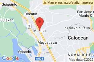 Map of Marilao, Marilao Bulacan