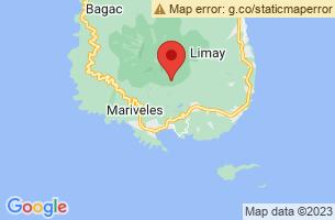 Map of Mariveles, Mariveles Bataan