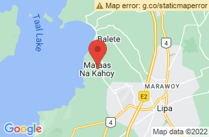 Map of Mataasnakahoy, Mataasnakahoy Batangas