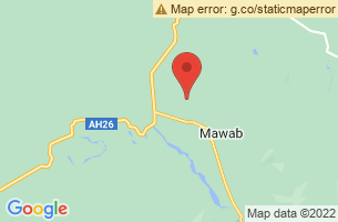 Map of Mawab, Mawab Compostela Valley