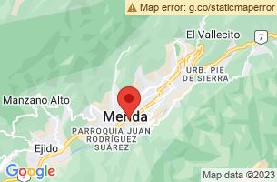 Map of Merida, Merida Leyte