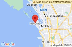 Map of Navotas, Navotas Manila