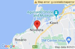 Map of Noveleta, Noveleta Cavite
