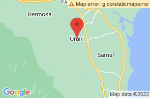 Map of Orani, Orani Bataan