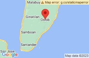 Map of Oslob, Oslob Cebu