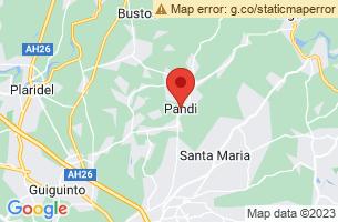 Map of Pandi, Pandi Bulacan
