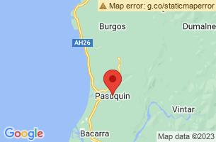 Map of Pasuquin, Pasuquin Ilocos Norte