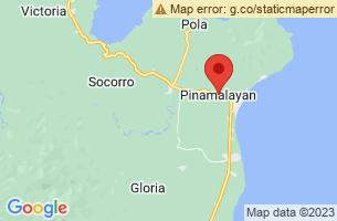 Map of Pinamalayan, Pinamalayan Oriental Mindoro