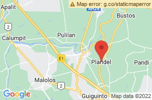 Map of Plaridel, Plaridel Bulacan
