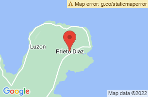 Map of Prieto Diaz, Prieto Diaz Sorsogon