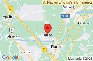 Map of Pulilan, Pulilan Bulacan