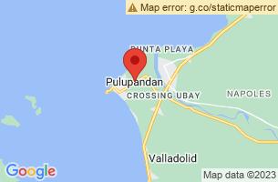 Map of Pulupandan, Pulupandan Negros Occidental