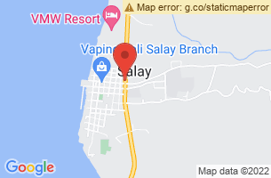 Map of Salay, Salay Misamis Oriental