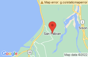 Map of San Fabian, San Fabian Pangasinan