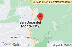 Map of San Jose del Monte City, San Jose del Monte City Bulacan