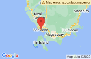 Map of Adiangao Caves, San Jose Camarines Sur