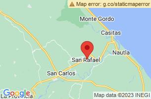 Map of San Rafael, San Rafael Iloilo