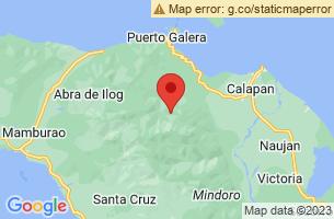 Map of San Teodoro, San Teodoro Oriental Mindoro