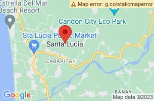 Map of Santa Lucia, Santa Lucia Ilocos Sur