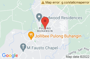 Map of Santa Maria, Santa Maria Romblon