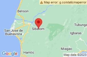 Map of Sibalom, Sibalom Antique
