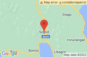 Map of Sogod, Sogod Cebu