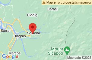 Map of Solsona, Solsona Ilocos Norte