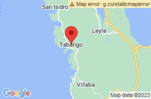 Map of Tabango, Tabango Leyte