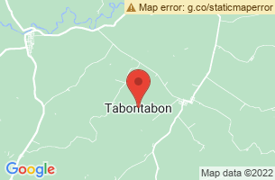 Map of Tabontabon, Tabontabon Leyte