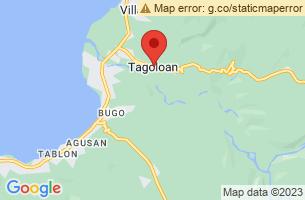 Map of Tagoloan, Tagoloan Lanao del Norte