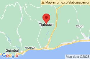 Map of Tigbauan, Tigbauan Iloilo